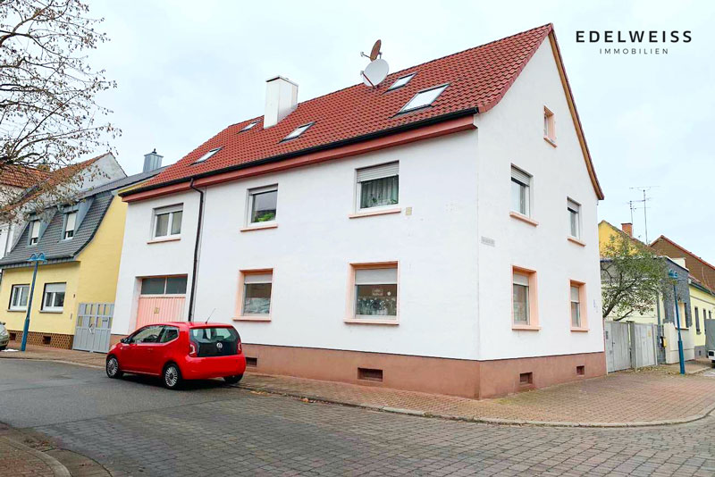 Hockenheim Immobilie mit 3 Zimmer